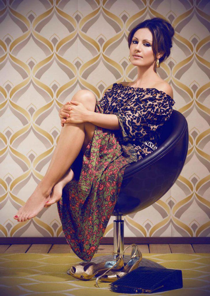 Nazan Eckes - Hair & Make-up Jutta Alvermann Düsseldorf