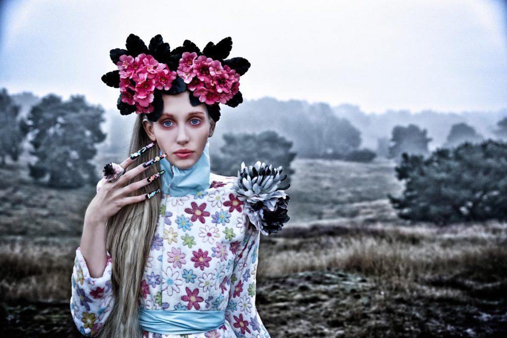 Lone and lost - Katharina Rathaus- Hair & Make-up Jutta Alvermann Düsseldorf