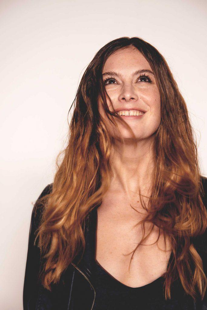 Johanna Acs - Photograph: Jörg Strehlau