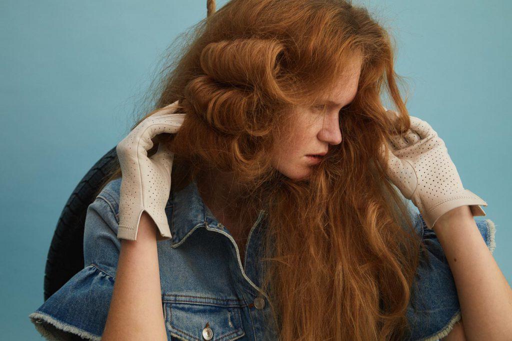 Fotograf: Uwe Konrad - Hair & Make-up Jutta Alvermann Düsseldorf