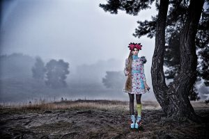 Lone and Lost Huf Magazine - Fotograi: Asja Pfirrmann