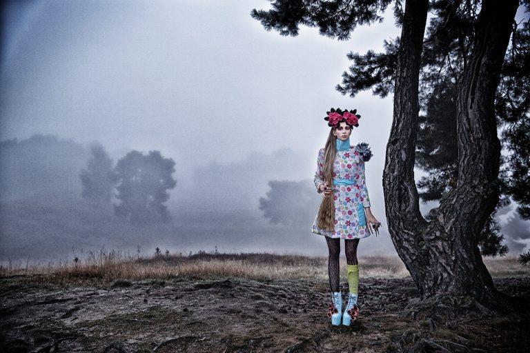 Lone and Lost, Huf Magazine, Fotograf: Asja Pfirrmann