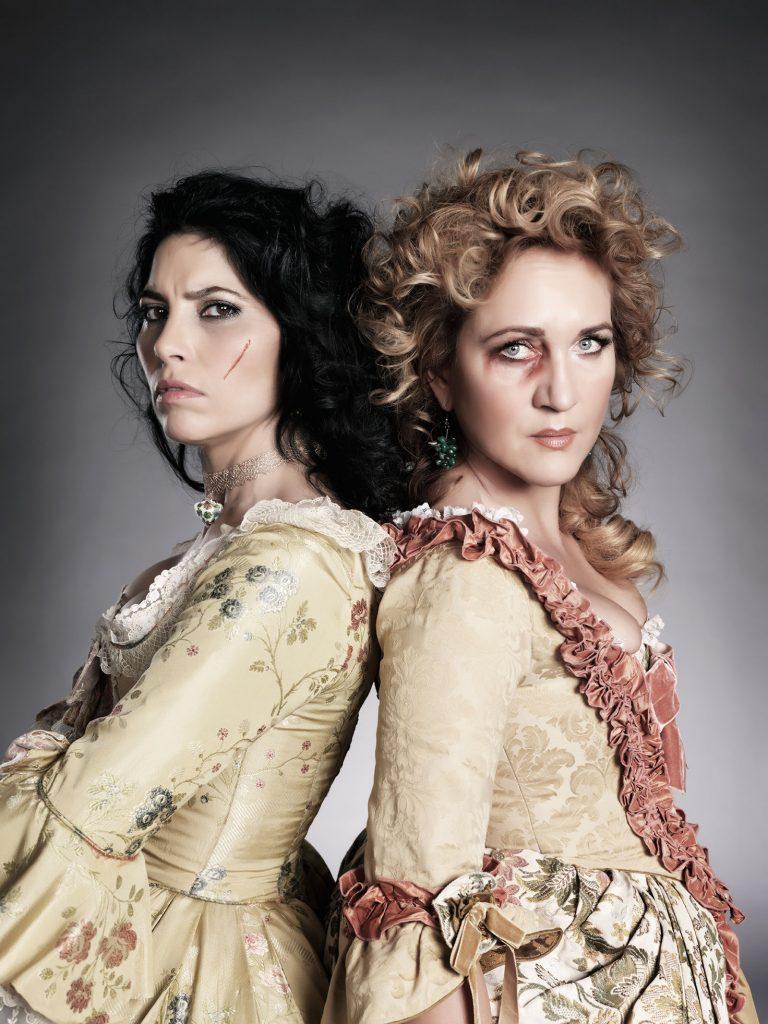 Rival Queens, Fotograf: Gregor Hohenberg für Sony Classical
