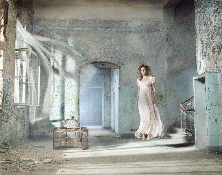 Simone Kermes Fotograf: Gregor Hohenberg für Sony Classical