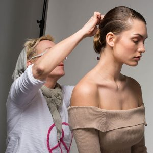Jutta Alvermann - Expertin für Hair & Make-Up