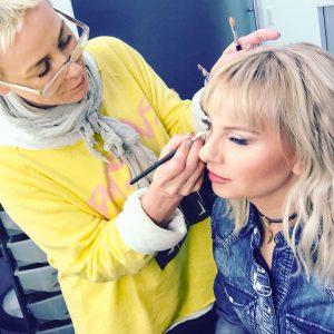 Make-up-Kunst